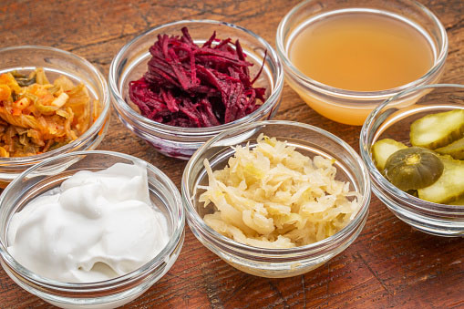 Fermented foods are great mood boosting foods