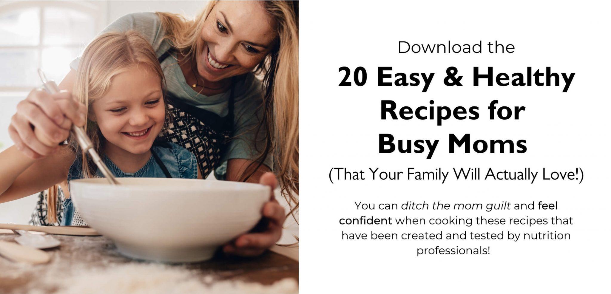 20 Recipe eBook