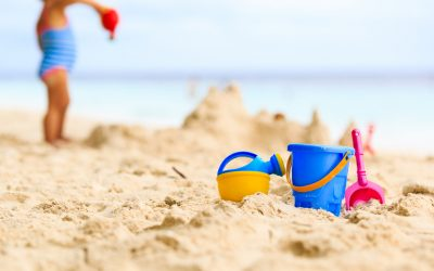 Realistic and Healthy Beach Snacks & Lunches: For You and the Kids!
