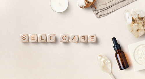 self care letters