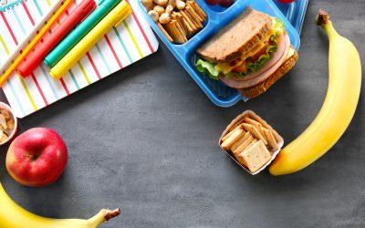 20 Back to School Easy Kids Lunch Ideas